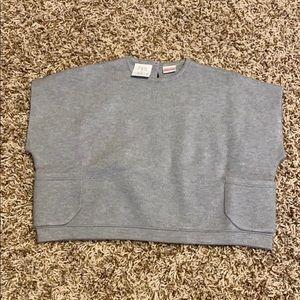 Zara Shirts & Tops - Zara baby poncho